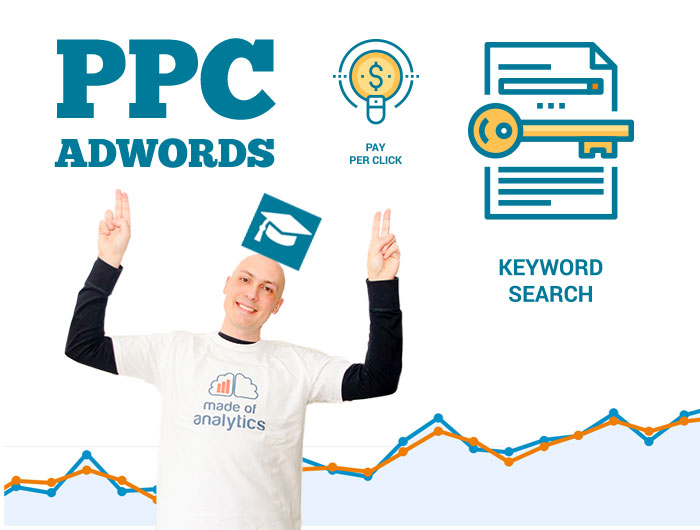 AdWords expert doing keyword research for PPC