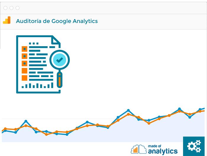 Auditoria de Google Analytics para mejorar tus datos