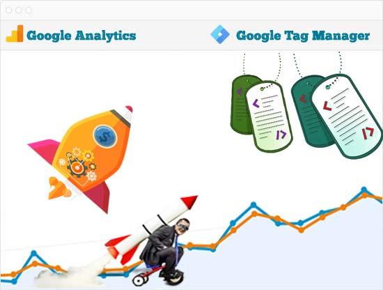 Implementaciones de Google Analytics y Tag Manager aceleran tu crecimiento online