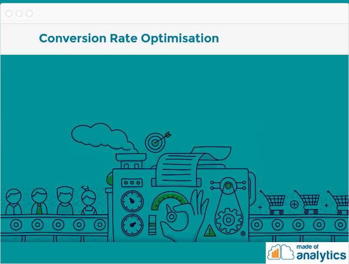 Understanding your users and implementing the right Conversion Optimization strategy you will be able to convert more into loyal customers