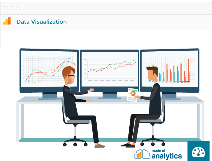 A Digital Analyst helping companies to analyze, visualize and get insights form their data