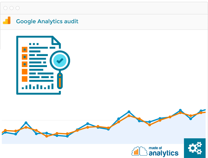 A Google Analytics audit will help you to get clean and correct data for your business