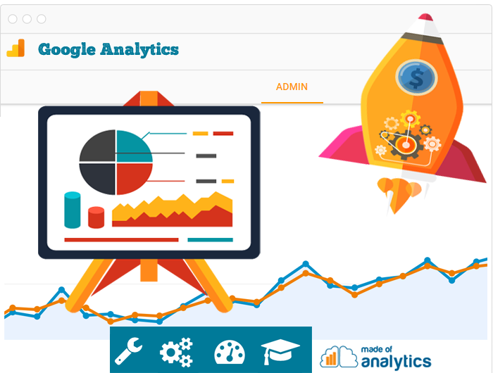 Google Analytics consultancy by a former googler