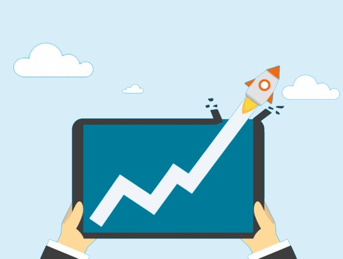 El rendimiento de tu sitio web y negocio se dispararía por las nubes