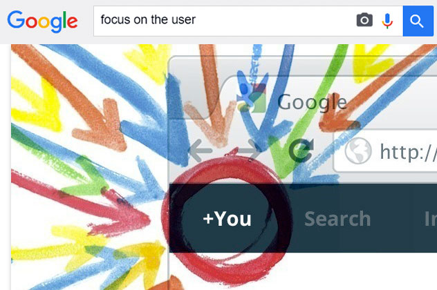 Your SEO efforts should be focus on the user