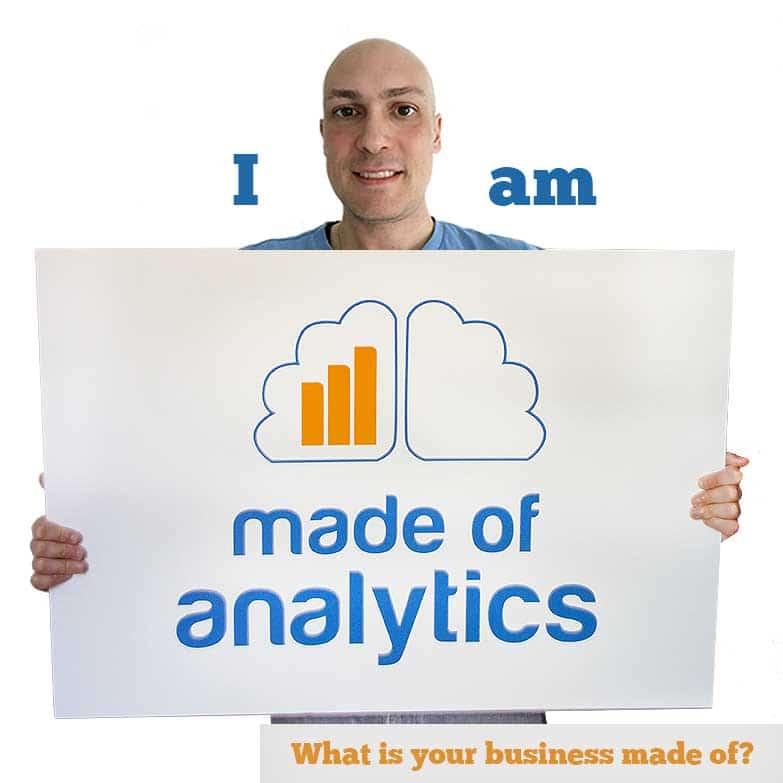 Jaime Made of Analytics